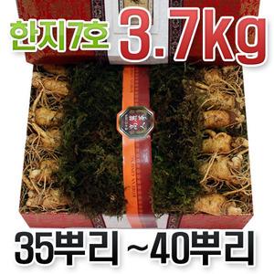원수삼 특대5채+한지바구니+금보자기