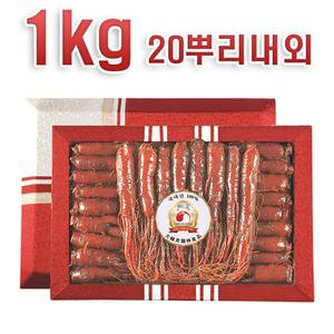 홍백련홍삼정과 1kg